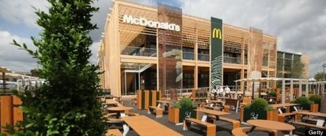 OLYMPIC FRIES-WITH-THAT: World's Largest McDonald's At The London Olympics | Huffington Post | Fran Jurga: Equestrian Sport News | Scoop.it