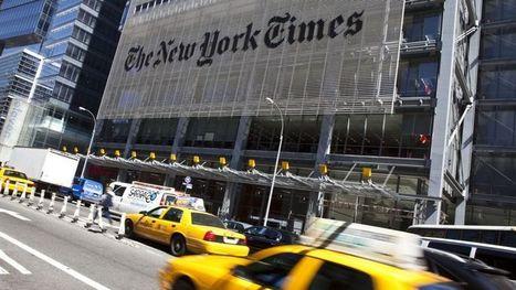 Le New York Times redresse la tête grâce à ses lecteurs   DocPresseESJ   Scoop.it