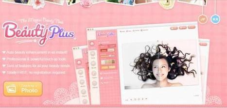 Beautyplus. Herramienta de edición fotográfica enfocada en el retoque de rostros : Recursos Gratis En Internet | Edu-Recursos 2.0 | Scoop.it