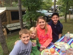 Canning Tomatoes and Camping in Mill Run, Pennsylvania | Four Mile Ridge | Camping | Scoop.it