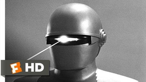 The Day the Earth Stood Still (2/5) Movie CLIP - Gort Appears (1951) HD | Showbiz | Scoop.it