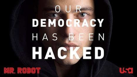 CNA: Nuestra DEMOCRACIA está siendo hackeada - 'Mr. Robot': el Robin Hood antisistema | La R-Evolución de ARMAK | Scoop.it