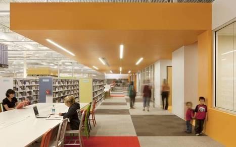 Un supermarché ferme ? Ouvrons une bibliothèque !   Les bibliothèques   Scoop.it