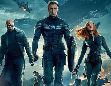 Captain America, Marketing Needs to Be Like You | Digital = Customer Engagement | Scoop.it