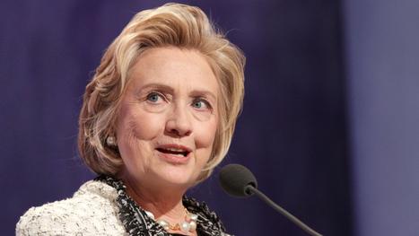 Hillary Clinton won't discuss Keystone XL | Environment and Wildlife | Scoop.it