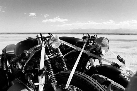 . . . Planning holidays with my motorbike | Vintage Motorbikes | Scoop.it
