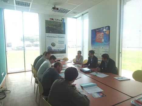 Conférence de presse pour le JOB DATING des métiers du numérique de la Communauté du Numérique Castres-Mazamet | Le Bassin de Castres-Mazamet | Scoop.it