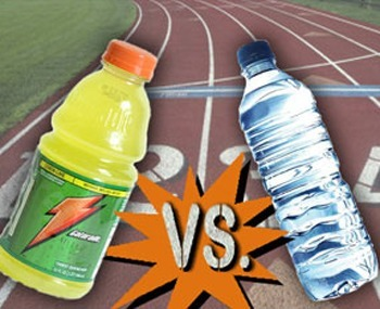 Sports drink versus Water: Which is better? | Evidence Based  Medicine | Scoop.it