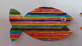 Kindergarten Ideas: Ιδέες για καλοκαιρινές κατασκευές | κατασκευές | Scoop.it