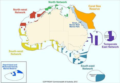 Commonwealth Marine Reserves   Coastal Formations   Scoop.it