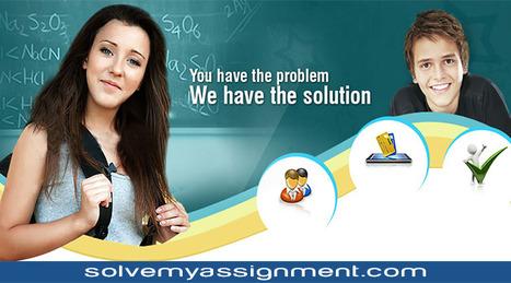 Assignment problem?Get The Expert Help | Assignment help | Scoop.it