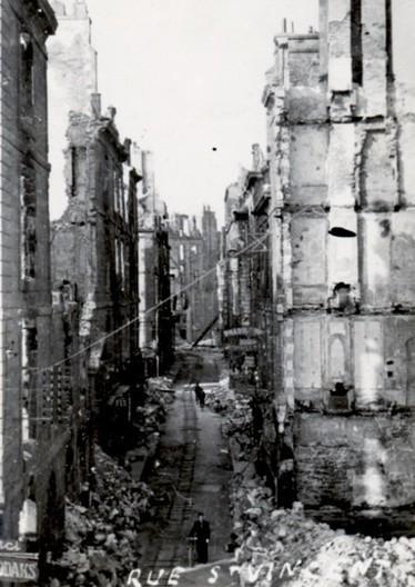 Saint-Malo, 1944 | La veille de Ouest Médialab | Scoop.it