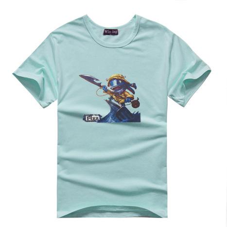 VENDRE Shen Manches Courtes T-shirts,Long Sleeve T-shirt,Sweat-shirt a capuche,veste,et ainsi de suite en ligne.   League of Legends tee shirts   Scoop.it