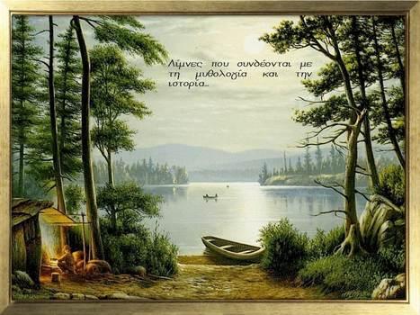 Λίμνες που συνδέονται με τη μυθολογία και την ιστορία... | Ε΄ & ΣΤ΄ τάξη | Scoop.it