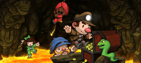 Spelunky Mega Guide: Everything you need to know - Destructoid | Cool Gift Ideas | Scoop.it