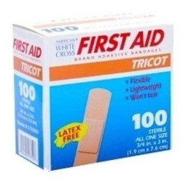 American White Cross First Aid Bandages | Packaging Supplies | Scoop.it
