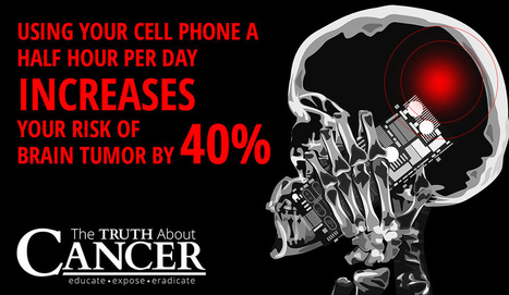 Does Cell Phone Radiation Cause Cancer? | Social Media Marketing and Technology | Scoop.it