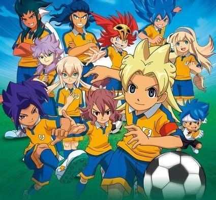 Inazuma Eleven Go Chrono Stone ya disponible en Boing | Noticias Anime [es] | Scoop.it