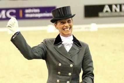 Olympic Dressage: Netherlands' Anky Van Grunsven May Set Dutch Record with Seven Olympic Games | Horsus.nl | Fran Jurga: Equestrian Sport News | Scoop.it