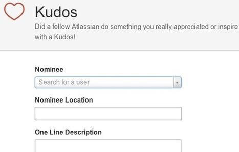 Inside Atlassian: Employee recognition with JIRA - Atlassian Blogs | Atlassian Stuff | Scoop.it