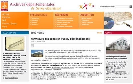 GénéInfos: Seine-Maritime, l'état civil sera en ligne en septembre | GenealoNet | Scoop.it