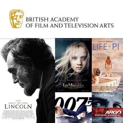 live Orange blog - EE BAFTA 2013 : quels sont vos pronostics ?   aquarium   Scoop.it