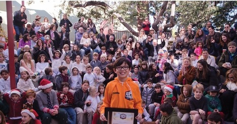 10-year-old kid becomes first Minecraft National Champion | Ed Tech Chatter | Scoop.it