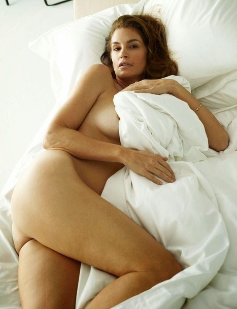 Cindy Crawford for W Magazine - 2013 | Let's talk about Sex w Annie... | Scoop.it