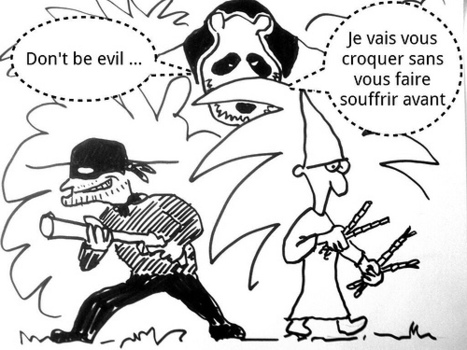 Pandaranol = Panda + parano + pas de bol - | Toulouse networks | Scoop.it