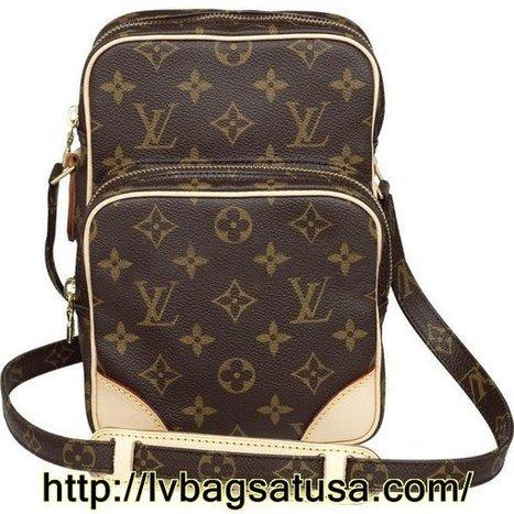 Louis Vuitton Amazone Monogram Canvas M45236 | Cheap Sale Louis Vuitton Factory Outlet Online | Scoop.it