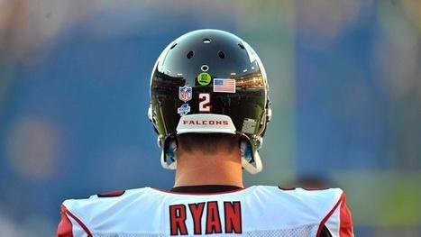 5 Reasons To Grab QB Matt Ryan In 2014 Fantasy Football Drafts   NFL Fantasy Football   Scoop.it