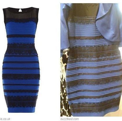 Quand Internet s'enflamme pour la couleur d'une robe | netnavig | Scoop.it