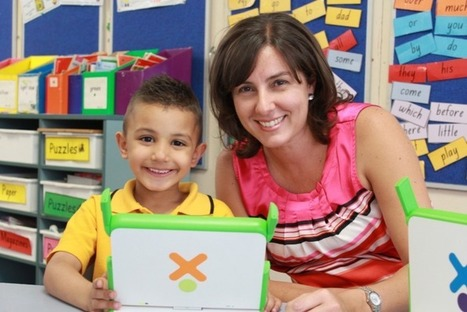 One Laptop per Child reaches 20K devices in Aussie schools   ZDNet   CheckThisOut   Scoop.it