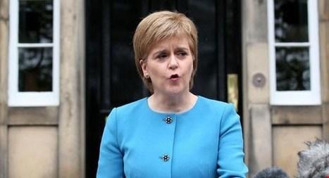 Scotland could block Brexit, says Nicola Sturgeon | My Scotland | Scoop.it