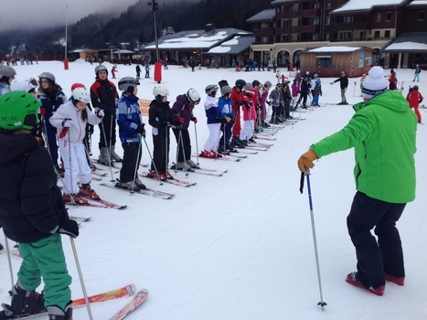 Honneur à la neige avec l'UNSS ! | Souhait News | CLEMI -  Des nouvelles des élèves | Scoop.it