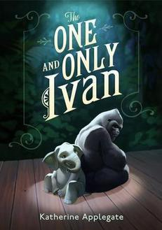"GlobalReadAloud - home | ""The One and Only Ivan"" by Katherine Applegate 