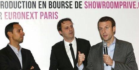Showroomprivé : des premiers pas catastrophiques en Bourse | Marché du forex | Scoop.it