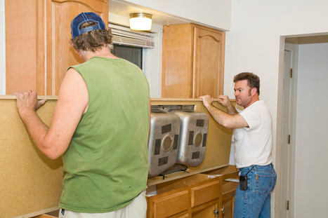 Tasks Involved in a Complete Cabinet Installation Process | Remodeling services | Scoop.it