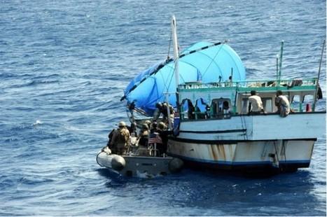 Incidentes piratas aumentaram mais de um terço este ano no Golfo da Guiné | São Tomé e Príncipe | Scoop.it