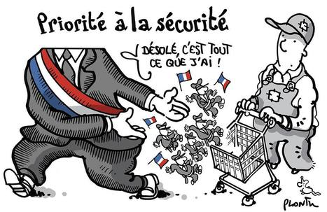 Priorité à la Sécurité | Dessinateurs de presse | Scoop.it