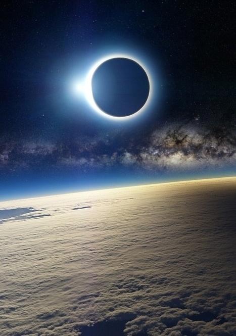 Captivating Eclipse..... | Interesses com asas e magia que nos liberte do peso rude do quotidiano | Scoop.it
