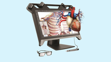HP's virtual reality display lets you manipulate 3D images | cool stuff from research | Scoop.it