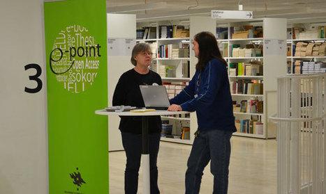 Kirjasto jalkautuu – kokemuksia E-pointilta | Verkkari | E-kirjat | Scoop.it