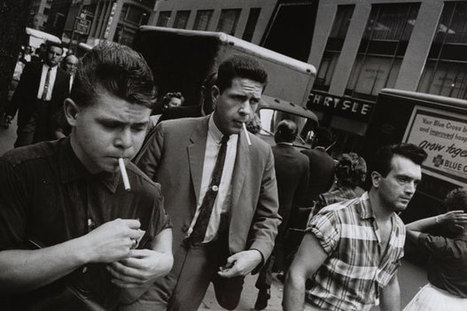 Revisiting the Winogrand Archive: Philip Lorca diCorcia in Conversation with Leo Rubinfien | a photographer's life | Scoop.it