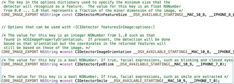 New APIs in iOS 7 Allow Developers to Detect Blinking and Smiling in Photos | Digital Ketchup! | Scoop.it