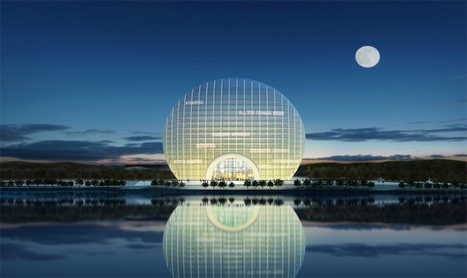 beijing's sunrise kempinski hotel ready to open in china | Inspired By Design | Scoop.it