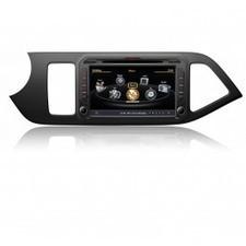 "Autoradio dvd gps Kia Picanto avec écran tactile 8"" & fonction bluetooth,usb,am,fm | Autoradio Kia | Scoop.it"