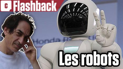 L'histoire des robots humanoïdes : un défi technologique insurmontable ? | Une nouvelle civilisation de Robots | Scoop.it