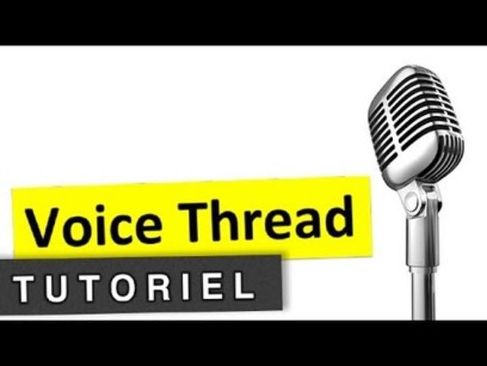 ▶ TUTORIEL VoiceThread - YouTube   TIC et TICE mais... en français   Scoop.it