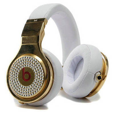 Beats By Dr Dre Pro High Performance Diamond Headphones White/Gold Beats By Dr Dre Pro Italy Beats By Dr Dre Pro High Performance Diamond Headphones White/Gold : Beats By Dr Dre Store, Cheap Monste... | Cheap monster beats solo diamond Online | Scoop.it